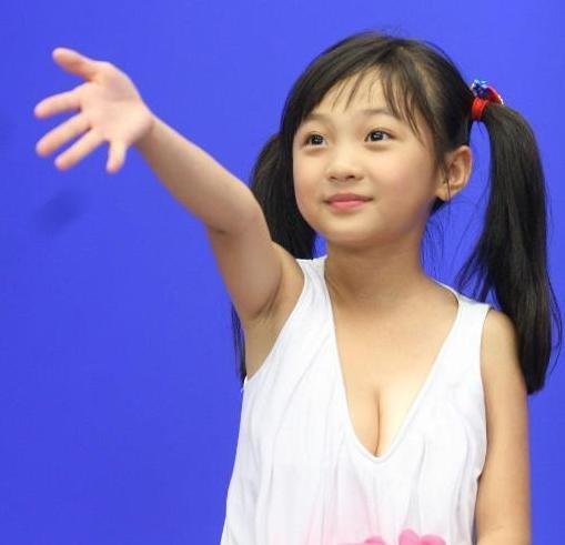 14岁林妙可胸部发育照片曝光