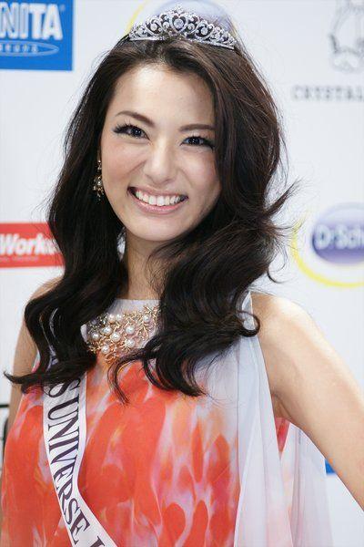 日本/2013年度日本小姐冠军出炉