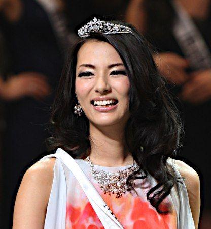 日本 张雨绮/2013年度日本小姐冠军出炉