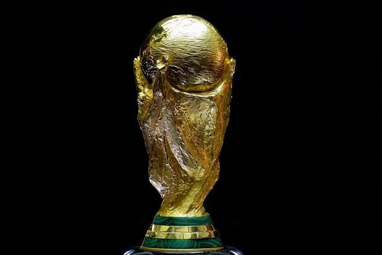 40,世界杯奖杯重13.6磅(约合6.