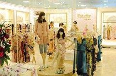 女装店如何陈列才能吸引顾客