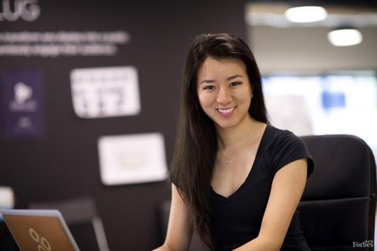 华裔女孩刘南茜的创业心得