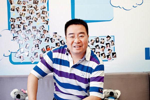 孙陶然 创业经验 蓝色光标 拉卡拉 创业故事