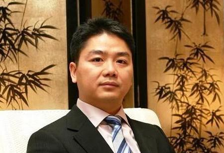刘强东创业 刘强东 京东商城刘强东