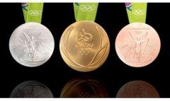 2016里约奥运会金牌榜排行 奥运冠军金牌值