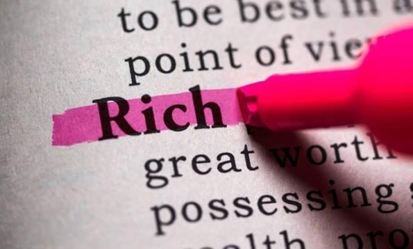 俞敏洪:只有钱,离富有还差得远