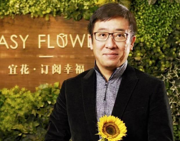 他写代码20多年,创业后凌晨3:45起床,把鲜花卖给63城3.5万家商