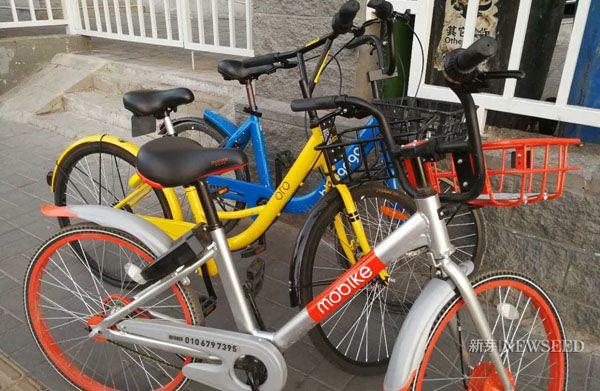 """阿里巴巴PK腾讯,7亿美元领投ofo,共享单车的""""死亡战""""拼什么?"""