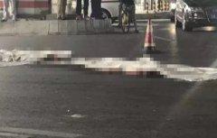 北京大兴交通事故 现场画面太血