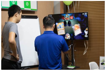 Wstudio联手爱奇艺电视果上线智能投屏主题会客厅 开会不再需要电
