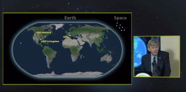 从地面到太空,从赤道到南极,全球有超过70个天文台以及超过100台观测设备从各个波段投入了这项全球观测大协作