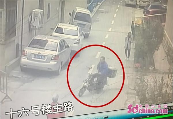 撞人留假信息逃逸 最终被民警抓获