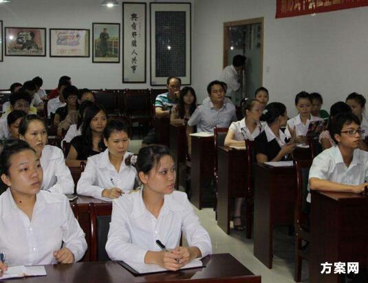 企业顾问公司培训策划方案范文