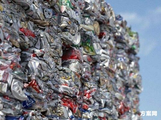 废品回收企业商业计划书案例