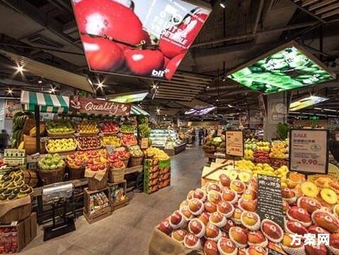 生鲜超市春节促销活动方案大全