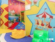 儿童乐园加盟店春节策划方案