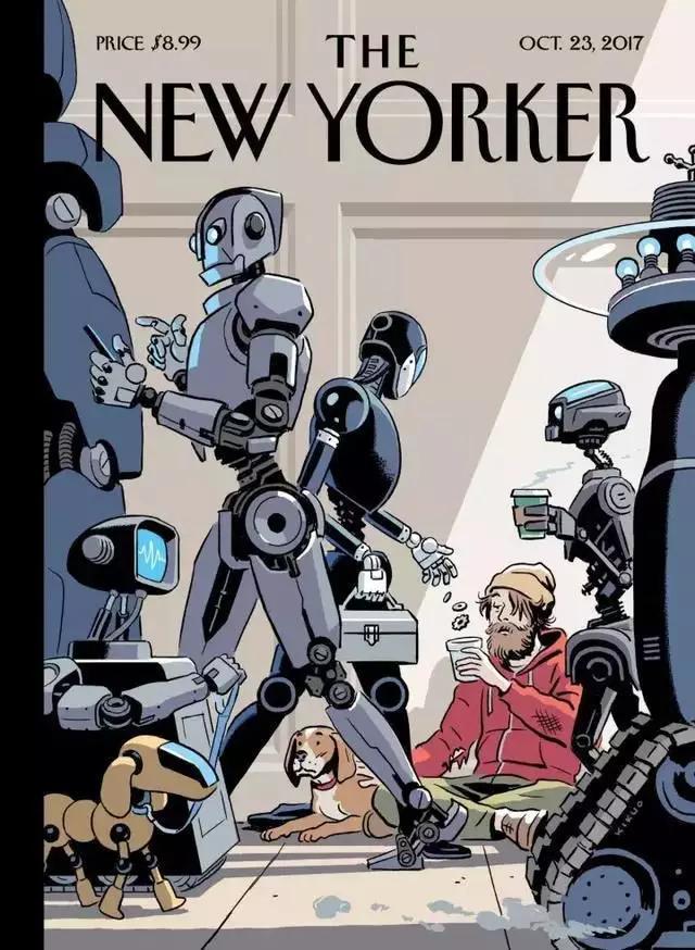 【业界】辛苦工作14年  你却让AI机器人取代了我