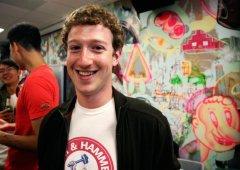 Facebook注册送68元史:在玩闹和酒精中成长的巨头