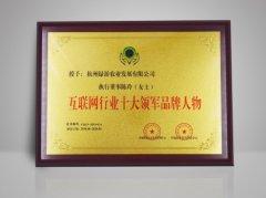 90后企业家陈玲荣获互联网送体验金的官网十大领军品牌人物