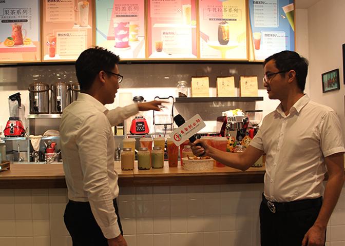 亲自把关,青年创业网专访:十年餐饮加盟老品牌