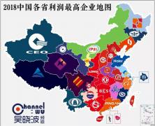 中国各省最赚钱企业,半数是银行