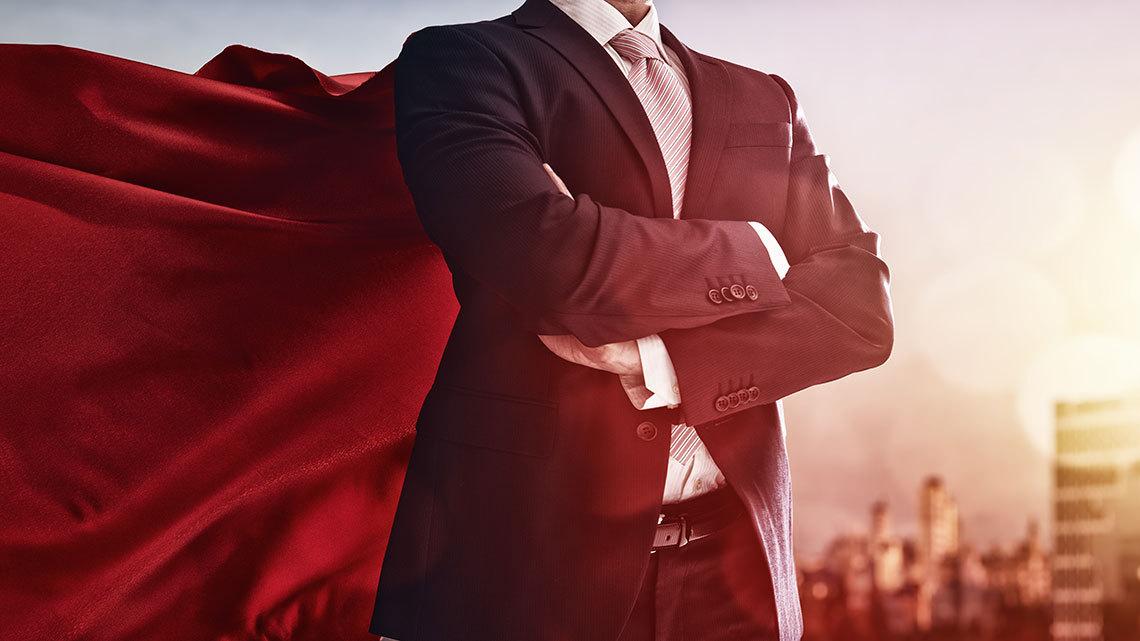 """创业者要获得投资,必须先塑造自己的""""英雄形象"""""""