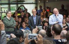 从销售到订阅,微软改变了商业模式