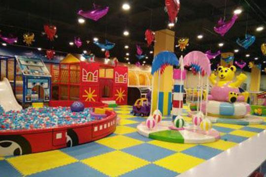 加盟儿童乐园行业,创业新手首要考虑的问题