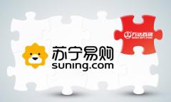 苏宁易购收购万达百货,加速全品类发展