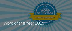牛津词典年度词汇发布