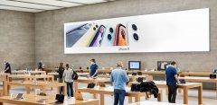 全球近100家苹果店已重新开放