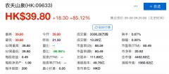 农夫山泉创始人成中国首富 创始人钟��发家史