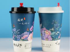 风格为主,细节为辅,淘杯比餐饮具踏上奶茶界的新征程